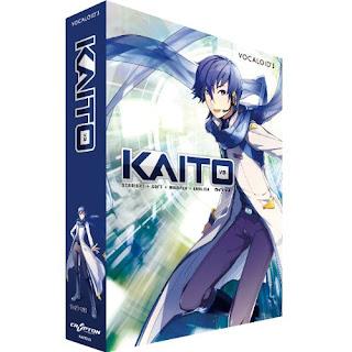 Logiciel Vocaloid, édition Kaito