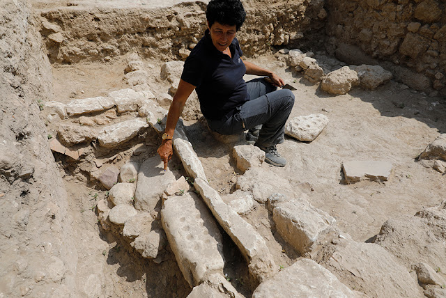 Ancient pottery workshop unveiled in Israel