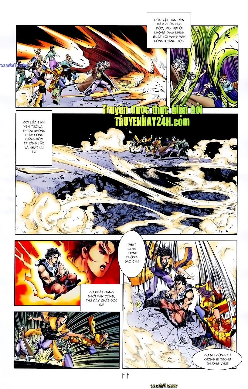 Cơ Phát Khai Chu Bản chapter 115 trang 25