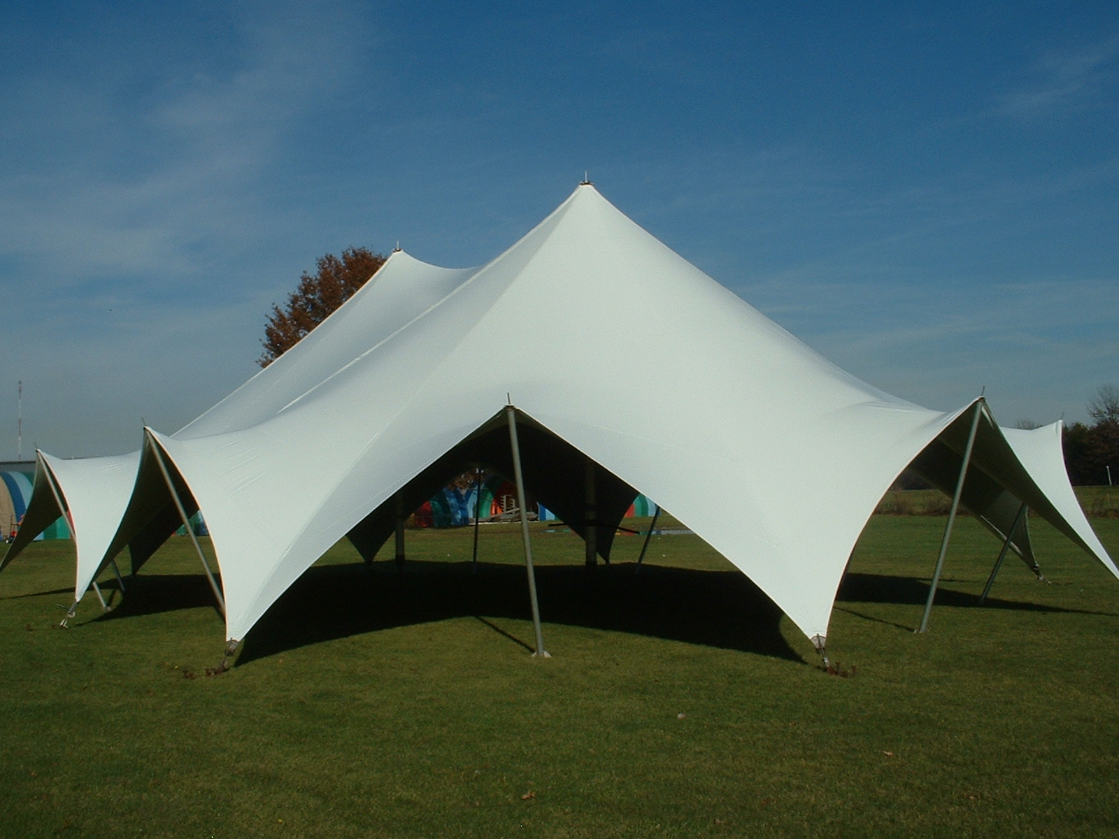 USED Tents On Sale From ARMBRUSTER