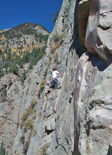 rock climbing essay