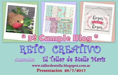 Reto creativo-cumpleblog