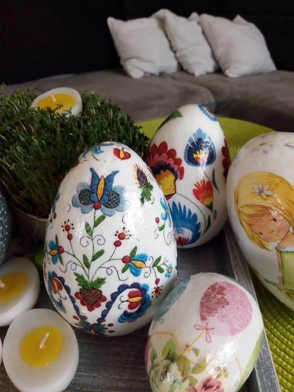 Zdobienie jaj na Wielkanoc
