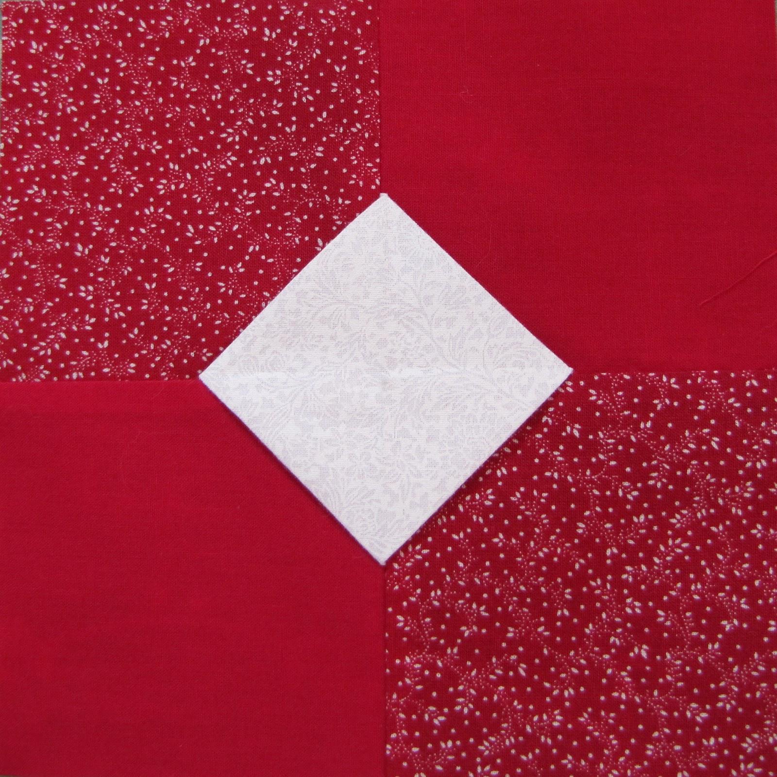 Valor Quilt Bee: Origami BowTie Blocks Tutorial - photo#27