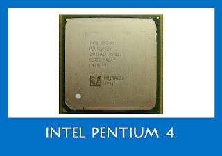 Intel Pentium 4 (2000)