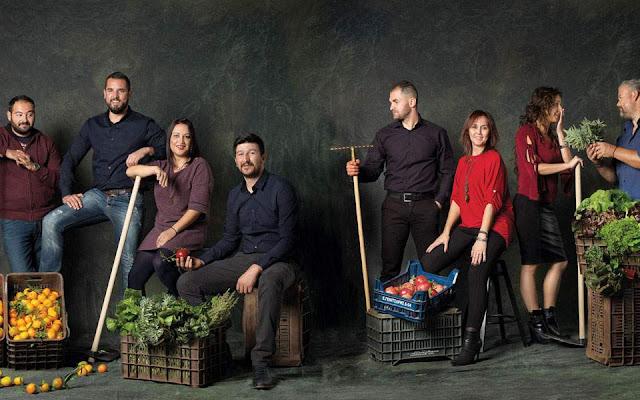 Βιοκαλλιεργητές από την Αργολίδα στις λαϊκές της Αττικής