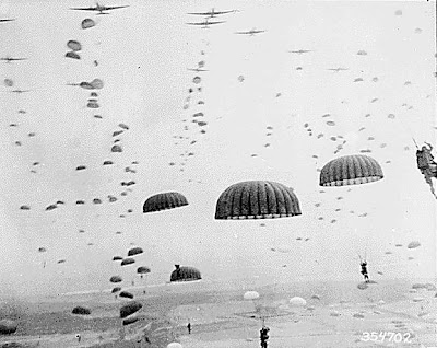 Allied Landings - Operation Market Garden - Battle of Arnhem