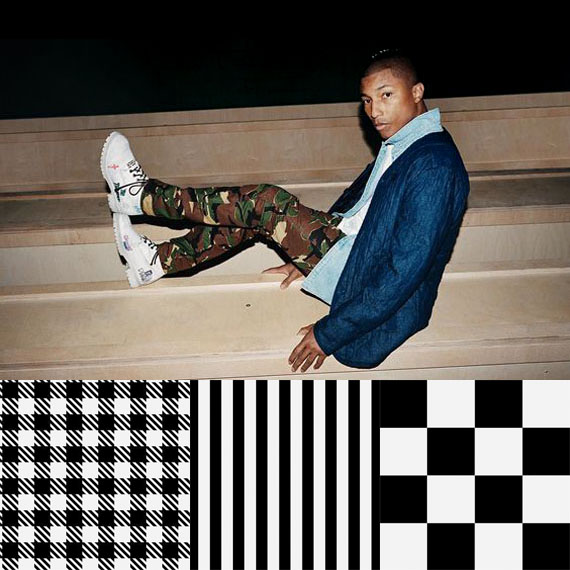 checks and stripes, patterns, G-Star Raw lookbook SS17