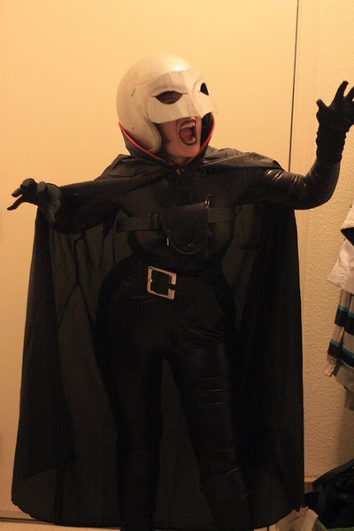 Phantom Halloween Costume