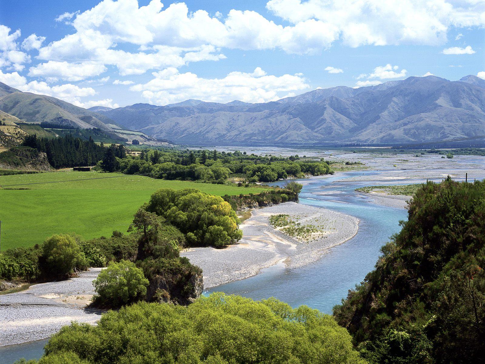 Nueva Zelanda Hd: Naturaleza Y Paisajes De Nueva Zelanda En