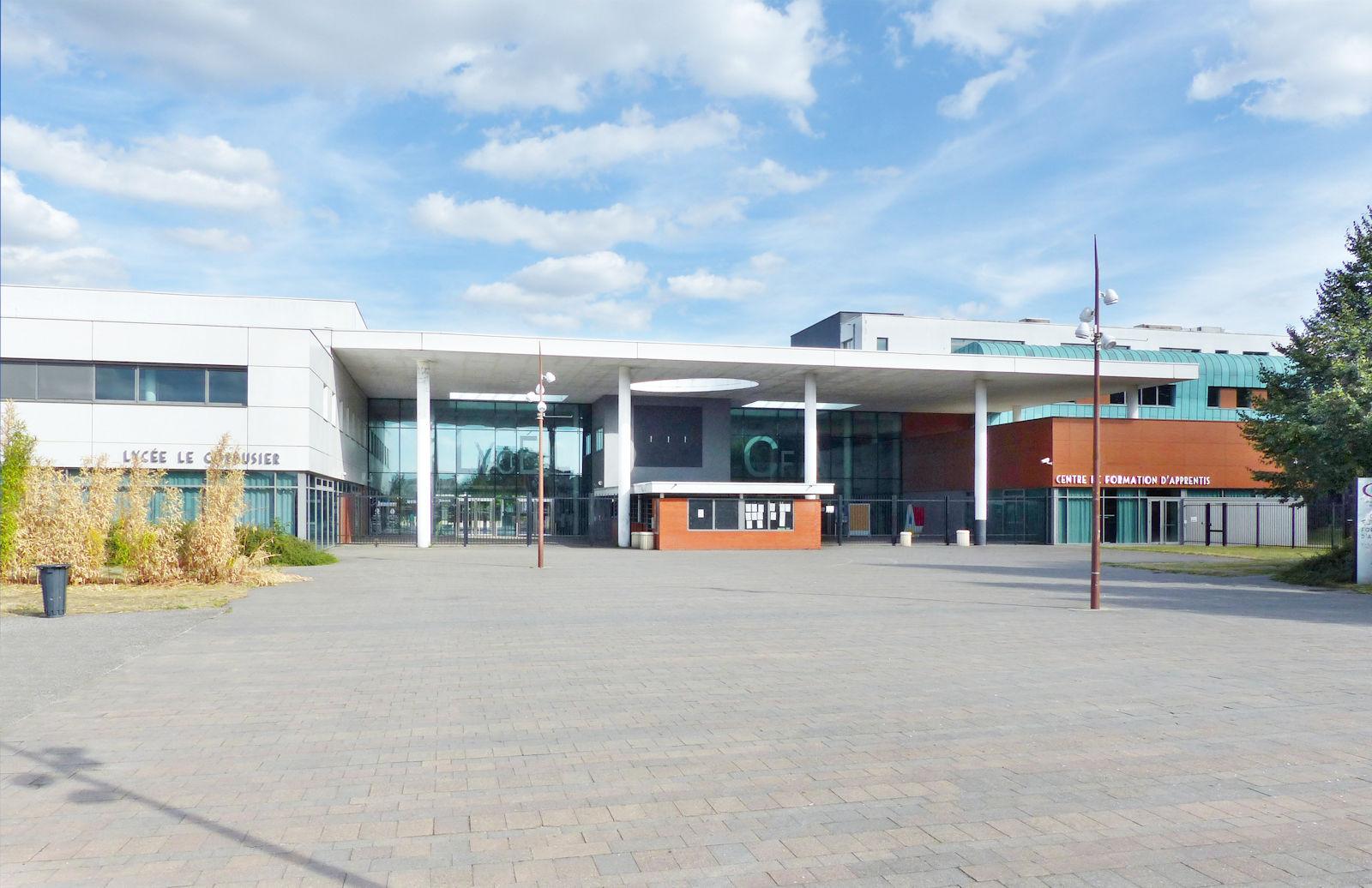 URMA CFA Lycée Le Corbusier, Tourcoing.