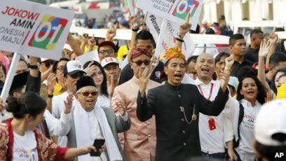Generasi Milenial Inginkan Jokowi Dua Periode