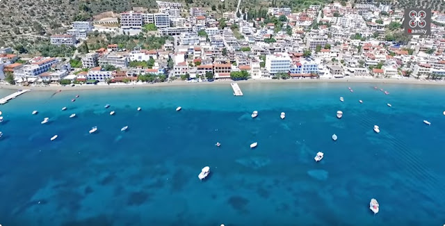 Τολό: Η «Κόπα Καμπάνα» της Πελοποννήσου καλωσορίζει το καλοκαίρι (βίντεο drone)