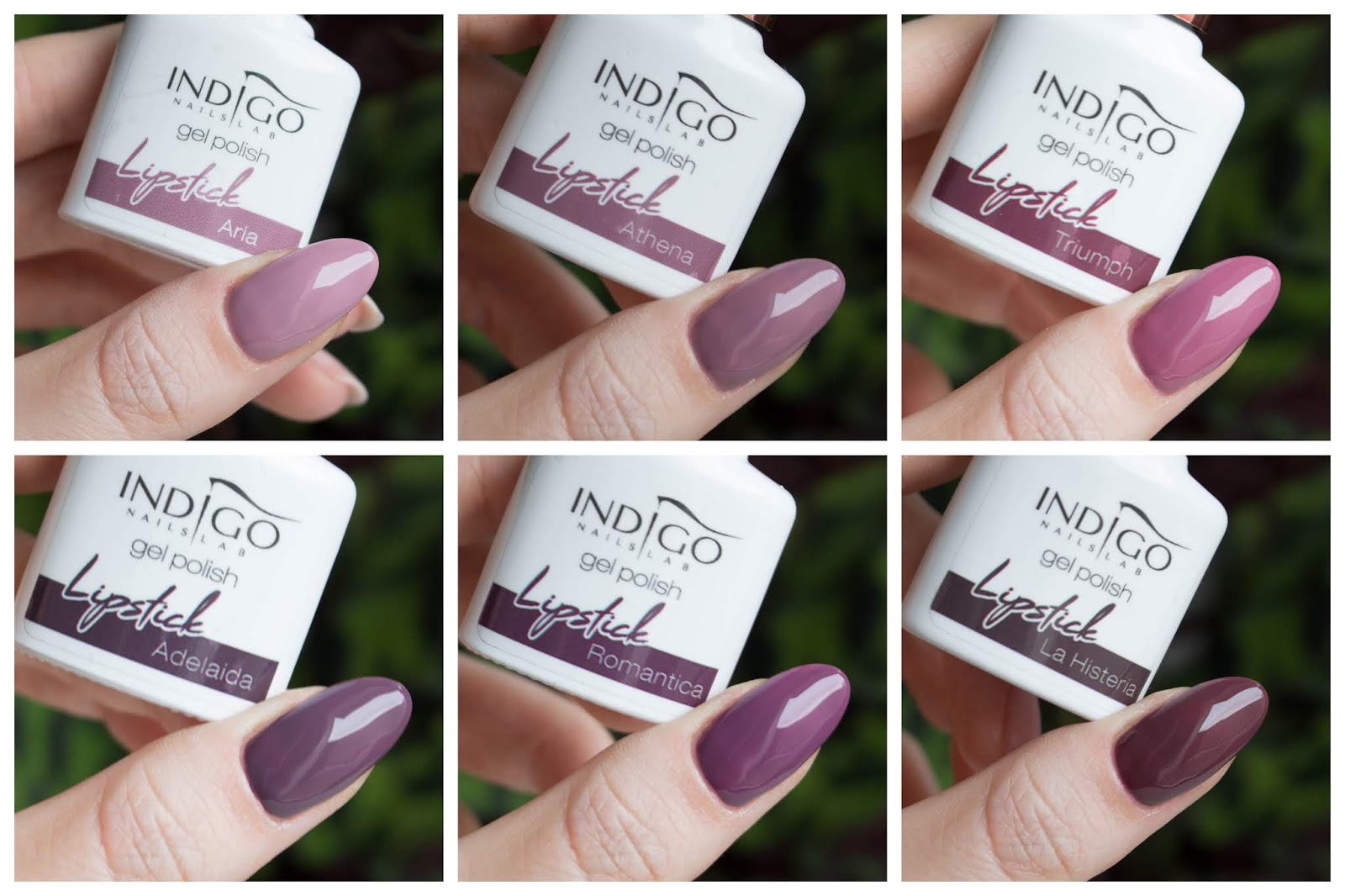 Limitowana kolekcja Lipstick od Indigo