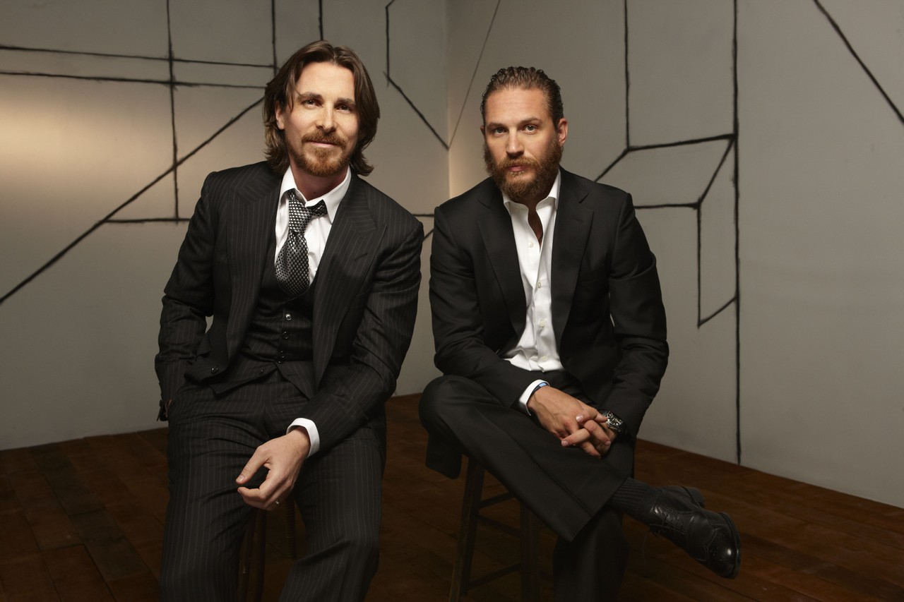 Better actor: Christian Bale or Tom Hardy?