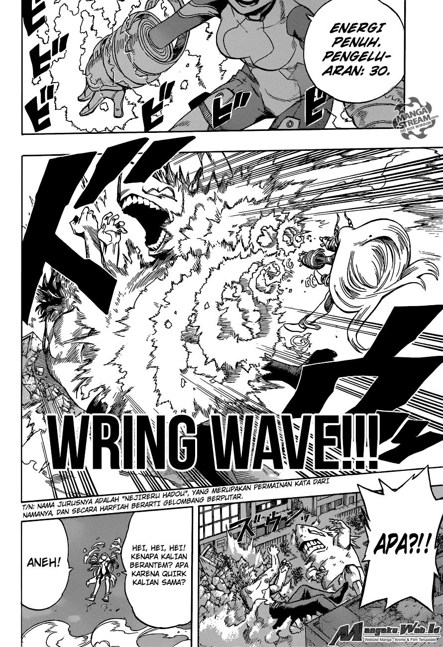 Boku no Hero Academia Chapter 131-15