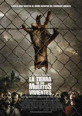 La Tierra De Los Muertos Vivientes en Español Latino