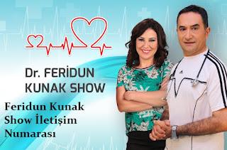 Feridun Kunak Show İletişim Numarası