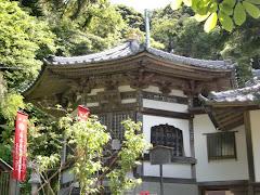 岩殿寺利生堂