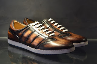 Paulus Bolten quality sneakers patina