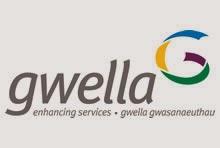 gwella logo design