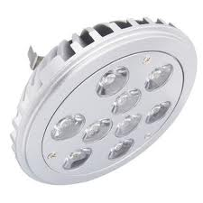 Halogena LED AR111 9W
