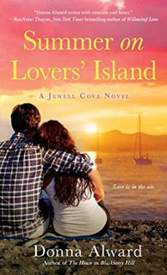 Book Review: Summer on Lovers' Island, by Donna Alward (Jewell Cove series)