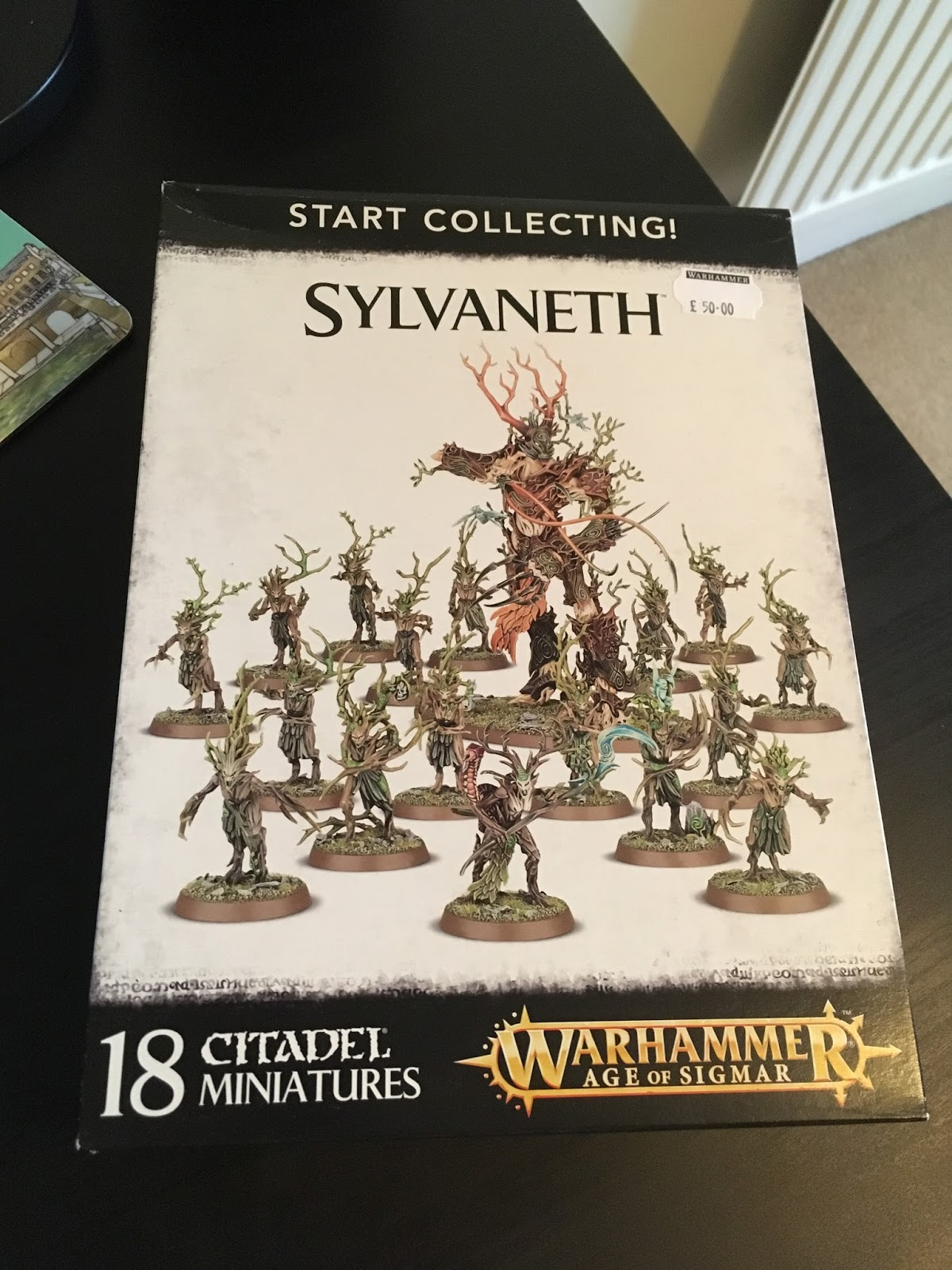 Banjo Unchained: Sylvaneth Starter Box