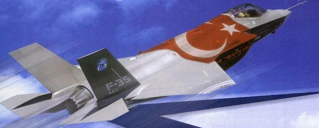 Πεντάγωνο: Η παράδοση των F-35 στην Τουρκία είναι πολιτικό θέμα