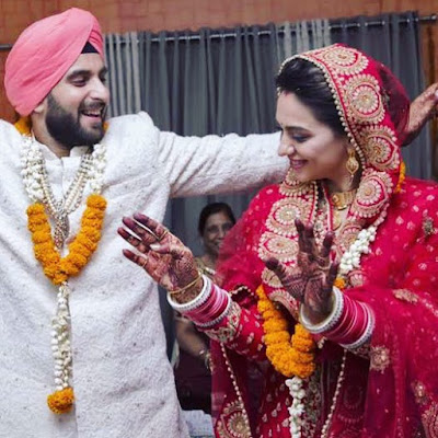 Priya Bathija and DJ Kawaljeet wedding1