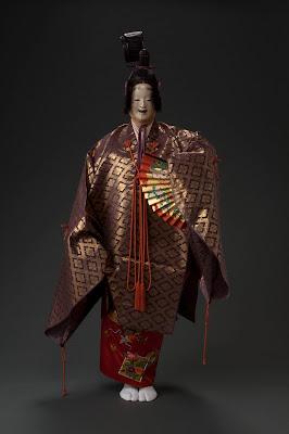 Izutsu Yoshimasa Kanze (Photo Shinji Aoki)