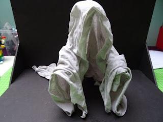 игрушки на Хэллоуин, Хэллоуин, поделки, поделки на Хэллоуин, поделки своими руками, оформление праздничное, декор на Хэллоуин, интерьер на Хэллоуин, тыквы, привидения, ведьмы, ужасы, украшения на Хэллоуин, Хэллоуин, Привидение, Светящееся в темноте (МК) http://handmade.parafraz.space/