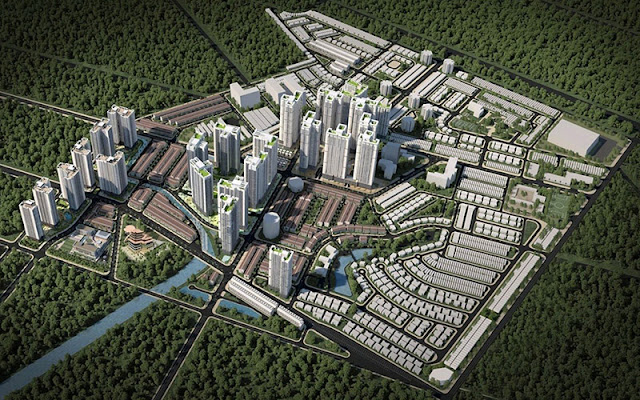 Thiết kế của dự án căn hộ Raemian Galaxy City Quận 2