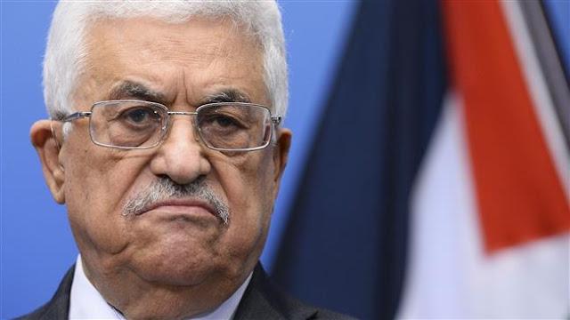 Mahmoud Abbas congela contatos com o regime israelense