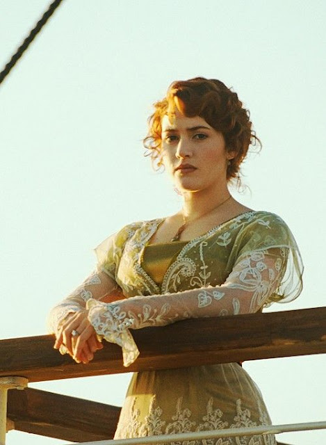 Figurinos Titanic: Rose (Kate Winslet)