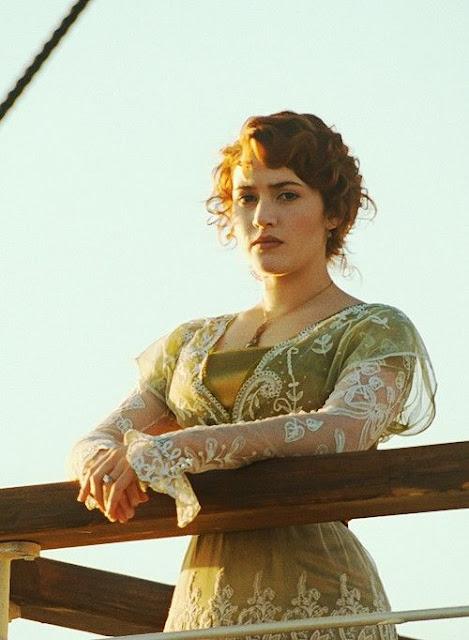Figurinos Titanic: Rose (Kate Winslet)
