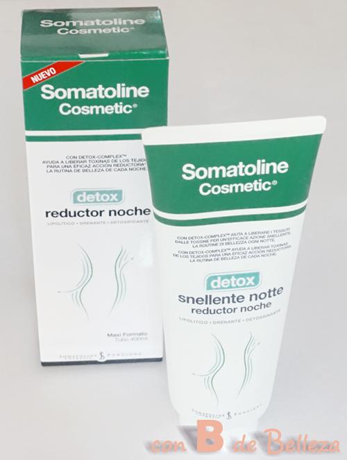 Reductor noche detox Somatoline