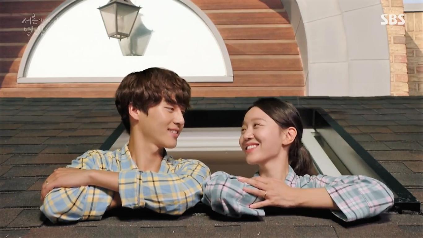 19 09 18 K-Drama News Tidbits: 'Thirty But Seventeen' Ep 31