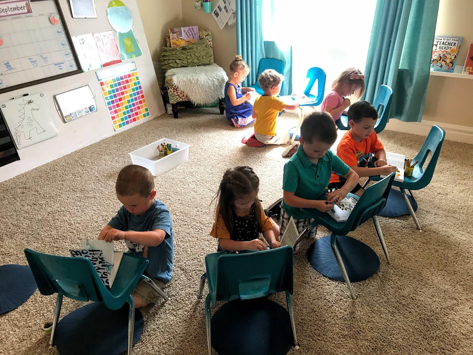 Abc Discovery Preschool Circle Time