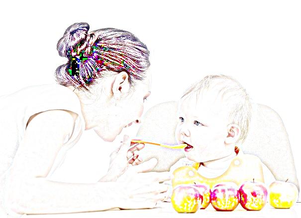umur yang pas untuk bayi diberikan makanan pendamping