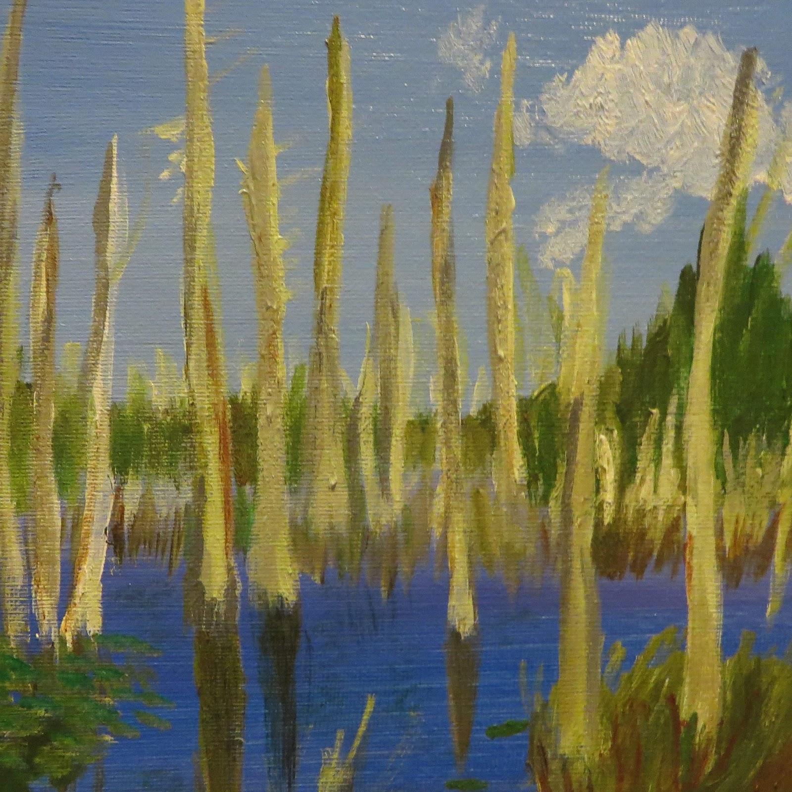 Lake on Bruce Trail