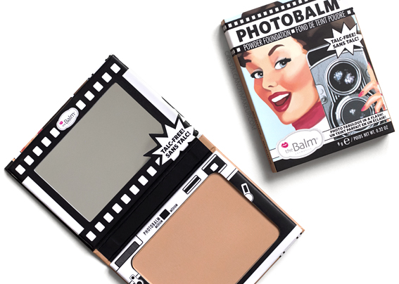 TheBalm Photobalm Powder Foundation Review Photos Medium