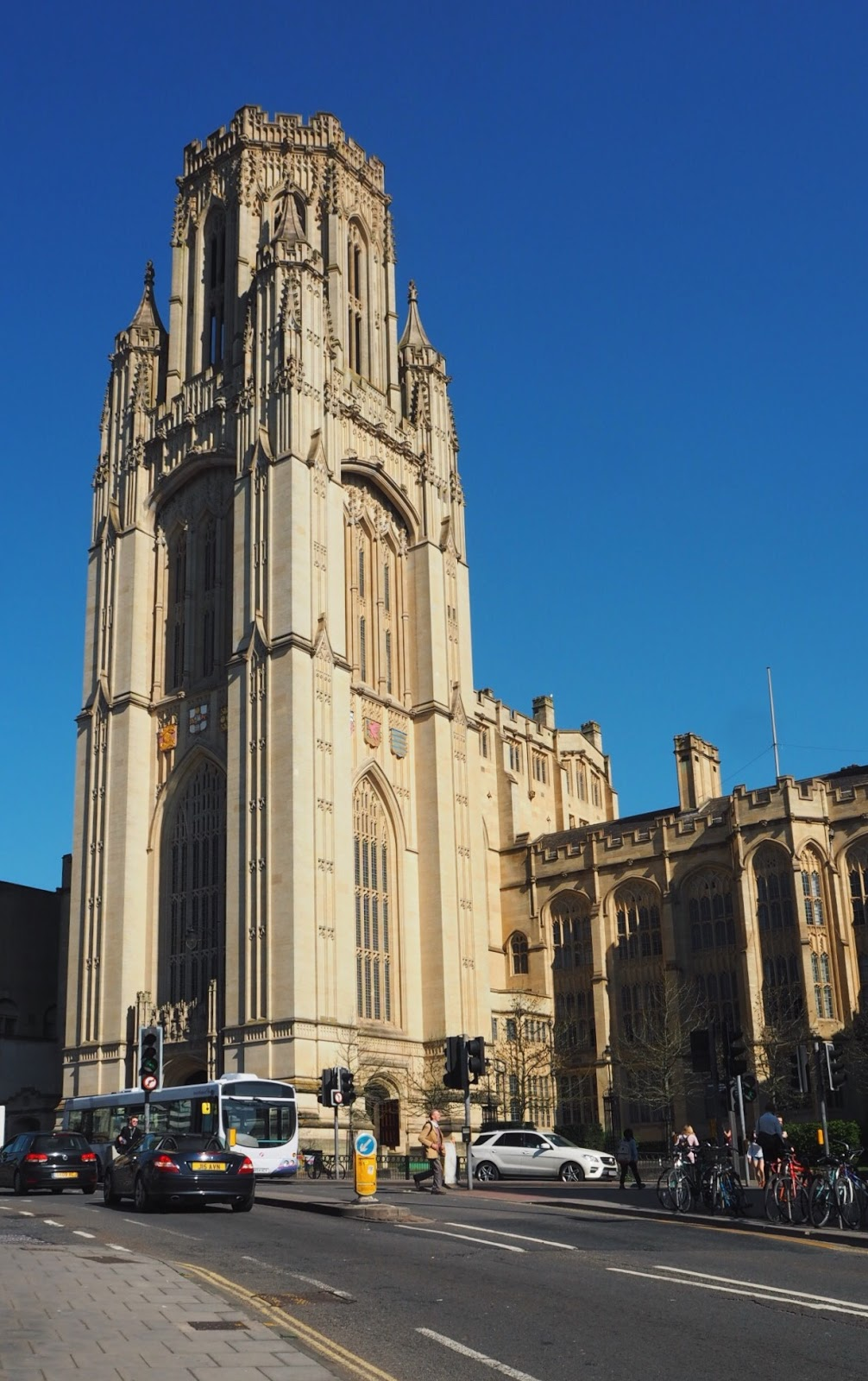 bristol wills memorial building tower