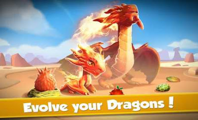 Dragon Mania Legends latest Money APK
