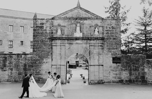 Encuentra el espacio ideal para celebrar vuestra boda al aire libre en Burgos