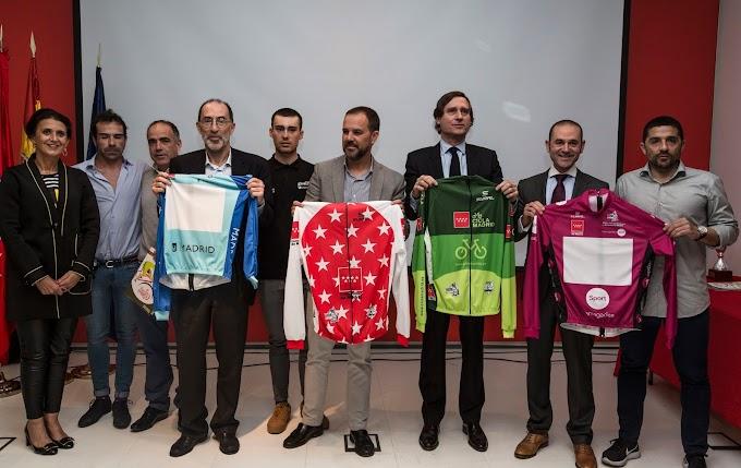 """""""La Vuelta Ciclista a Madrid va a contribuir al prestigio de este deporte y al de nuestra Comunidad"""""""
