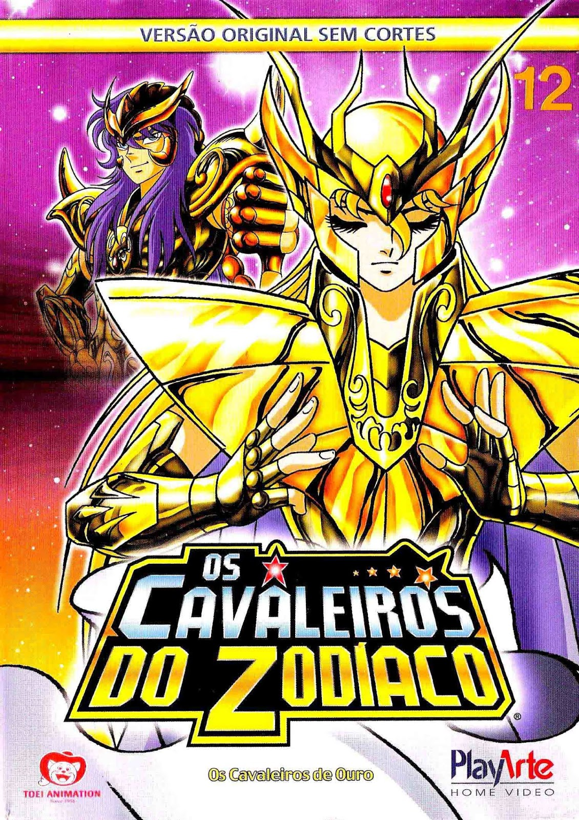 Os Cavaleiros do Zodíaco: Saga Doze Casas - Parte 2 Torrent - BluRay 1080p Dual Áudio