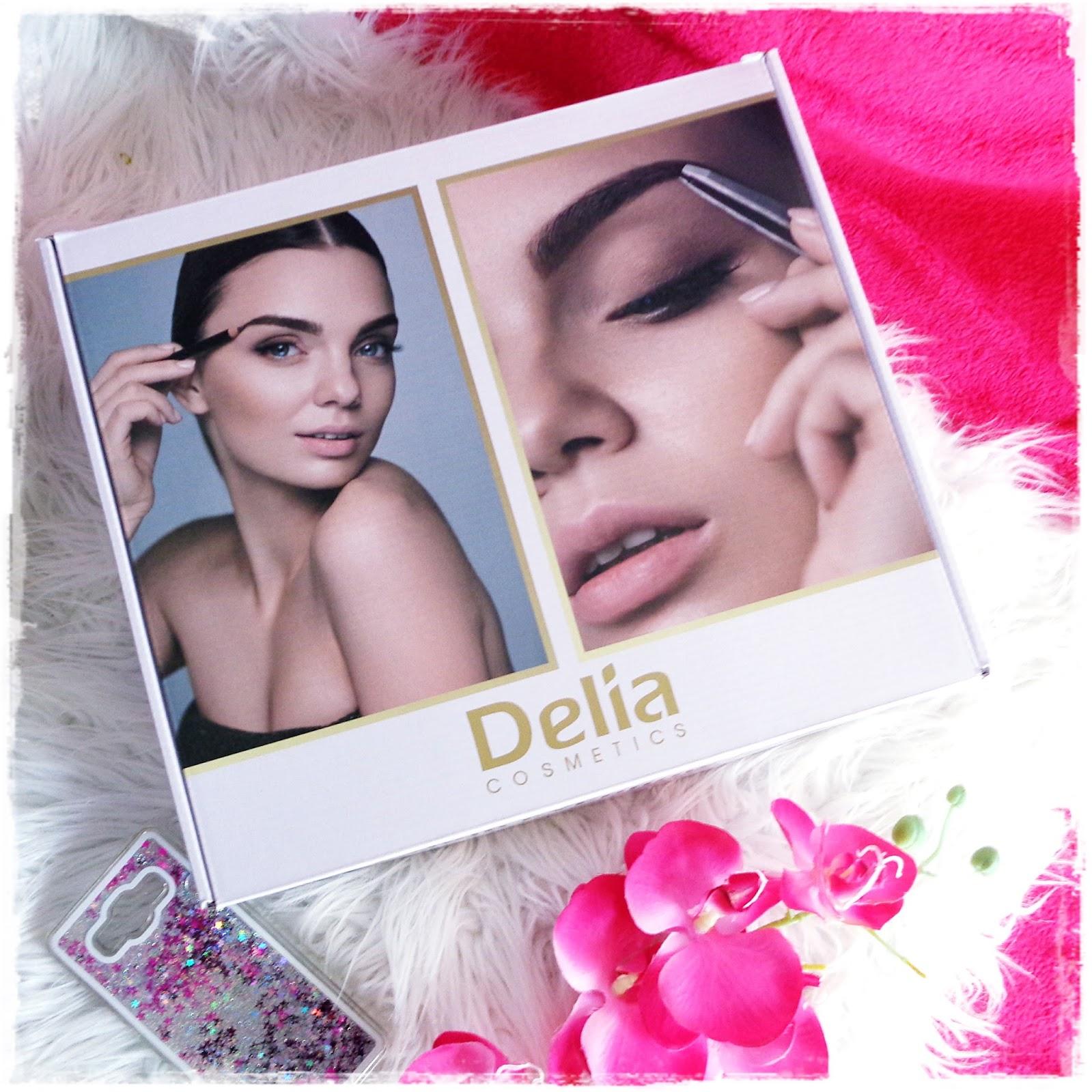 Delia, Find Your Eyebrow Expert! Paczka Ambasadorska