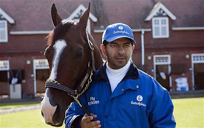 Saeed bin Suroor (not with Dubai Beauty)