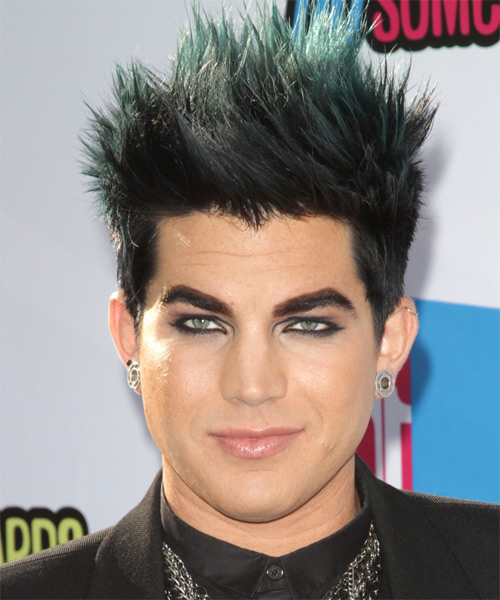 Adam Lambert Hairstyles Men Hairstyles Short Long
